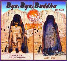 """Bye, Bye, Buddha Brand,"" by Ben Sakoguchi, 2002."