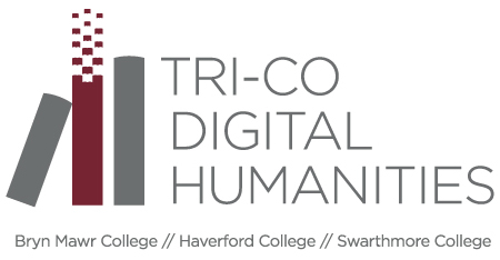 Tri-Co Digital Humanities Logo